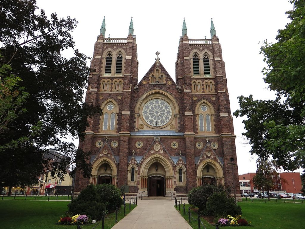 St.Peters Cathedral Basilica